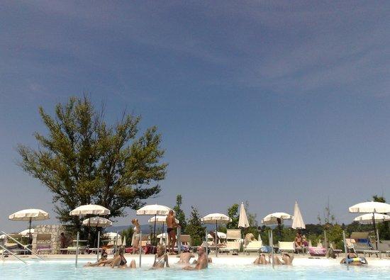 Sala relax foto di terme di san giovanni rapolano for Acque pure italia recensioni