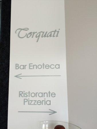 Torquati Bar Ristorante-Pizzeria Enoteca: Piacevole sorpresa
