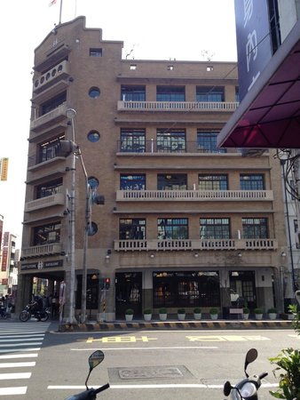 West Central District, Tainan: 外観