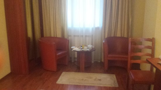 Armonia Hotel: room