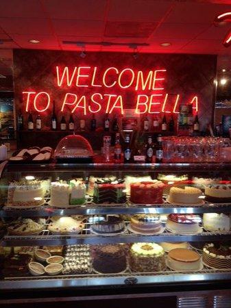 Pasta Bella : A delicia de sobremesas.