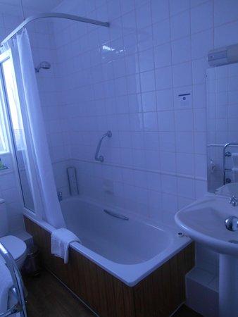 Best Western Royal Hotel : Notre salle de bain