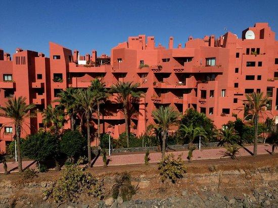 Hotel Riu Palace Tenerife: View from Room 655 Balcony