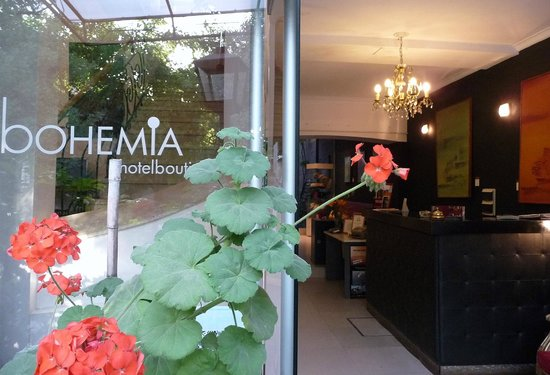 Bohemia Hotel Boutique: Todos son bienvenidos con las mejores vibras.