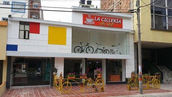 La Cicleria Cafe Taller