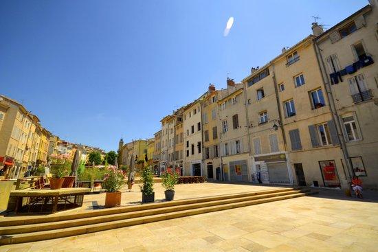 Les ruelles photo de office de tourisme d 39 aix en - Office de tourisme de aix en provence ...