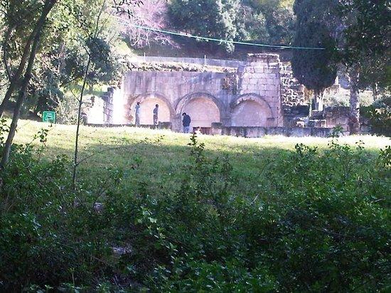 Beit Shearim - a cave entrance