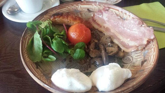 Torre Coffee: Breakfast