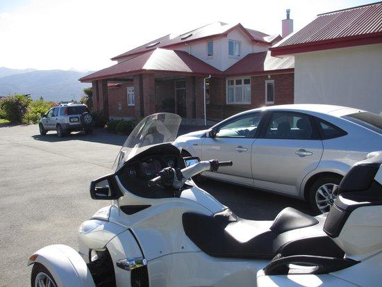 Te Anau Lodge : Front
