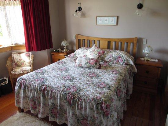 Te Anau Lodge : The room