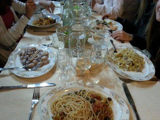 Spaghetteria da Grillo : primi piatti