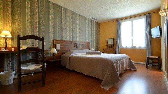 Hôtel Le Saint Marc : Chambre supérieure hôtel
