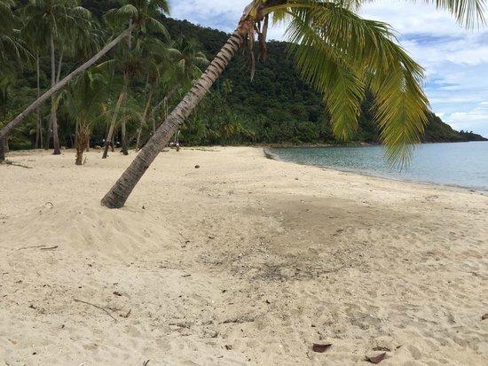 Aunchaleena Beach Front Resort: The Beach View