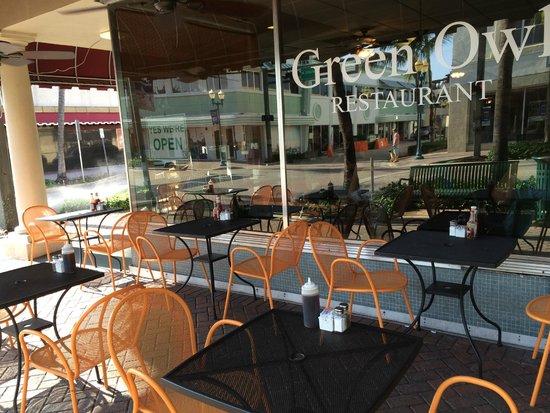 Owl Delray Beach Restaurant Fl Green