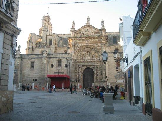 Iglesia Mayor Prioral at Christmas