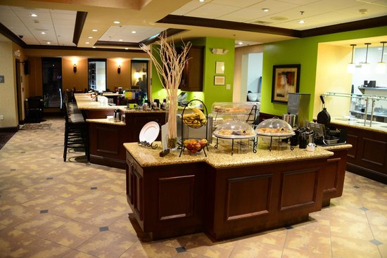 Awesome Hilton Garden Inn Sioux City Riverfront: Great American Grill