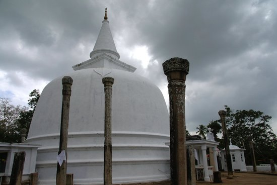 Dagoba of Thuparama: Тупарама