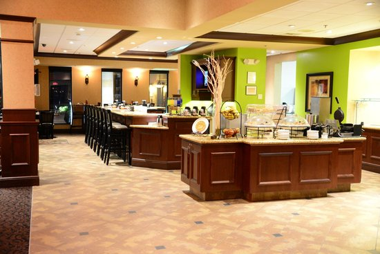 Hilton Garden Inn Sioux City Riverfront: Great American Grill