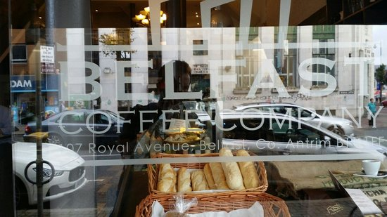 The Belfast Coffee Company