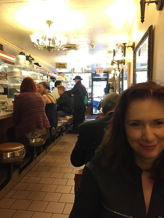 Viand Coffee Shop of 61st St: New York personified - Viand Coffee Shop.