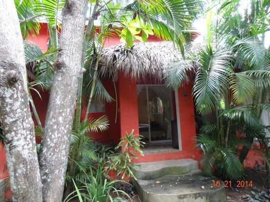 Hotel La Tortuga : cabana