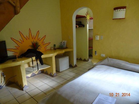 Hotel La Tortuga : quarto inferior