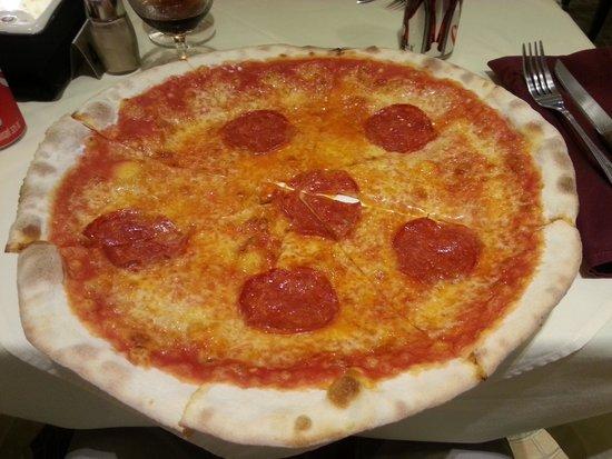 Roma Ristorante & Pizzeria Da Mauro: pizza