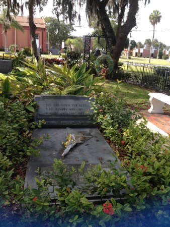 Mary Bethune Home: Rest in peace, ms bethune