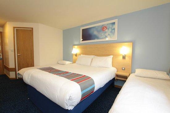 Travelodge Swindon Central Hotel, Hotels in Swindon