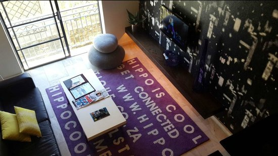 Hippo Boutique Hotel : Quirky rooms with great finishes and all the modern conveniences