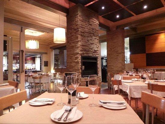 Hippo Boutique Hotel : Breakfast area