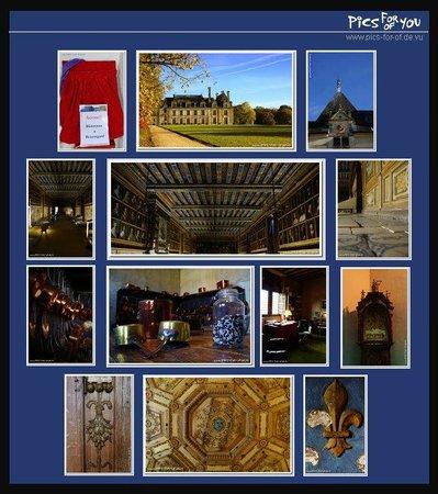 Park and Chateau de Beauregard: Schloss Beauregard