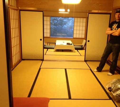 Ryuguden Hotel: Huge spacious rooms
