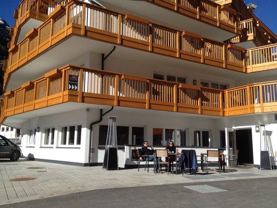 A CASA Appartements & Chalets: A Casa Saphir