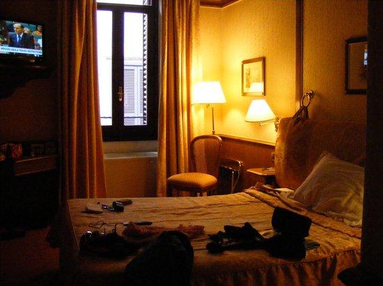 Hotel Pantheon: Room 201