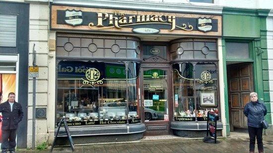 The Pharmacy Cafe