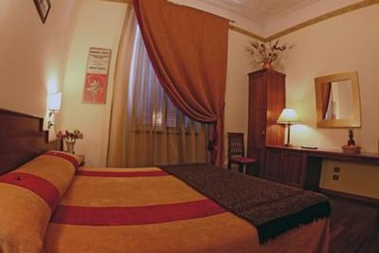 Al Colonnato di San Pietro Bed and Breakfast: Bedroom
