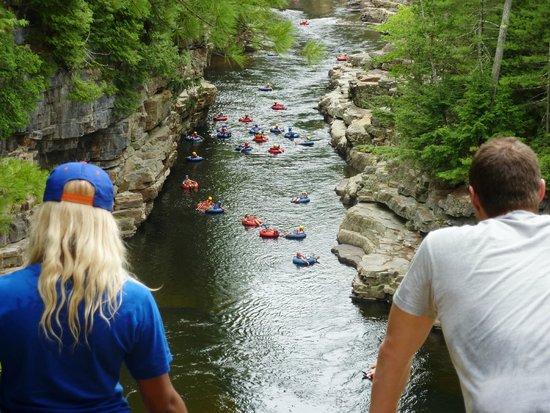 Float Tour Ausable Chasm