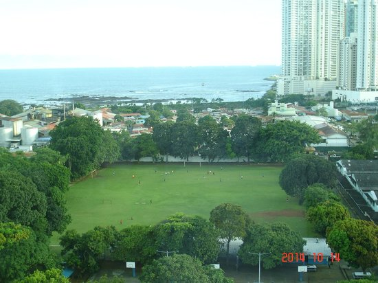 Ramada Plaza Panama, Punta Pacifica: Nice