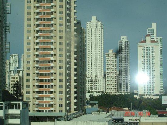 Ramada Plaza Panama, Punta Pacifica: From the room