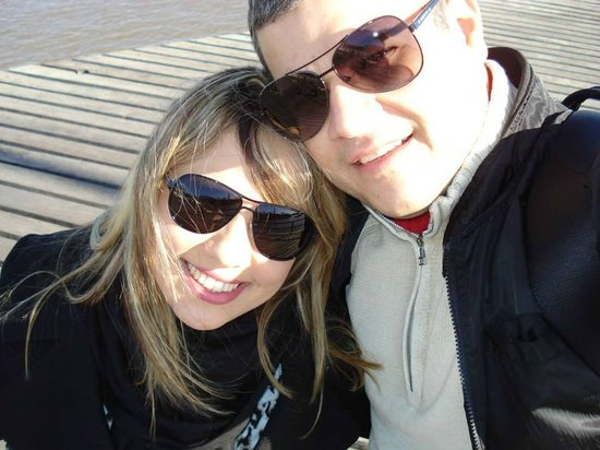 Awa Boutique and Design Hotel: Eu e meu amor