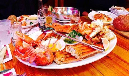 Sammys fish box picture of sammy 39 s fishbox restaurant for Sammy s fish box