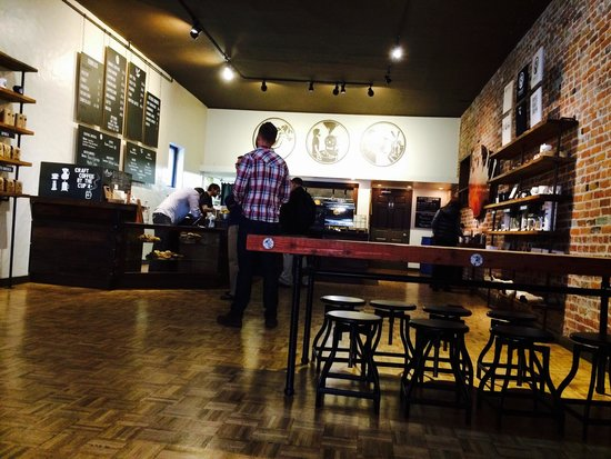 Photo of Cafe Insight Coffee Roasters at 1901 8th St, Sacramento, CA 95811, United States