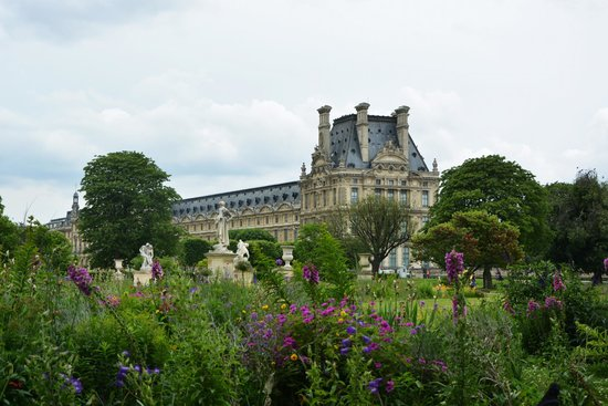 One day in paris travel guide on tripadvisor for Jardin des tuileries