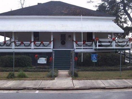 Hank Williams Boyhood Home and Museum: Hanks boyhood home