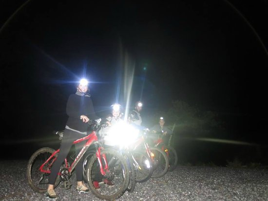 Coolaney, Irlanda: Night Biking