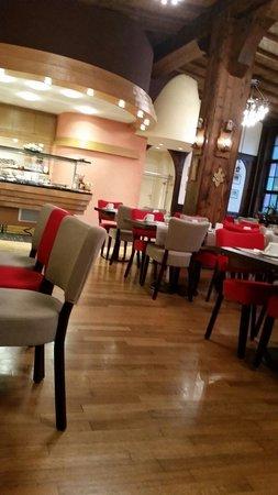 BEST WESTERN Monopole Métropole : Sala colazione