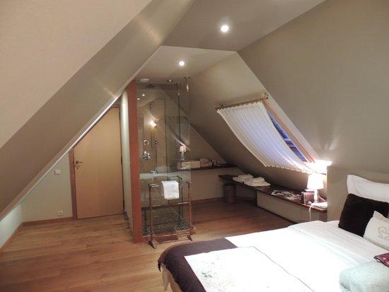 Het Pahilleke : Een hele mooie romantische kamer.
