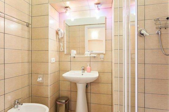 B&B Vatican Town: Ogni camera gode di un bagno privato interno