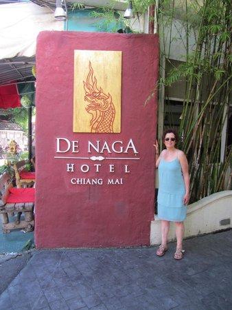 De Naga Hotel: Mooi hotel